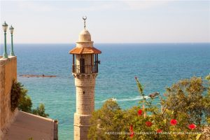 Jaffa view sea - MOT picture by Dana Friedlander