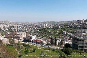 Bethlehem - picture from Wikimedia by Ralf Roletschek