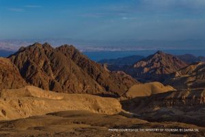Eilat Mountains - MOT picture by Dafna Tal
